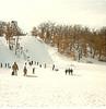 February 1967 Wirth Park Ski Jump, Minneapolis
