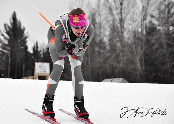 Craftsbury JNQs Dec. 2012
