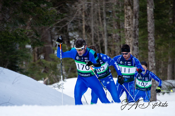 Craftsbury Spring Fling and Club Relays