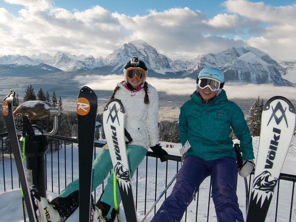 2012 Banff Ski Camp