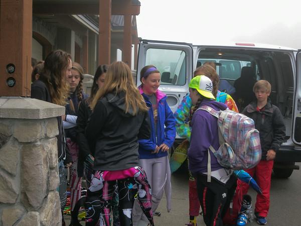2014 Mount Hood Race Camp