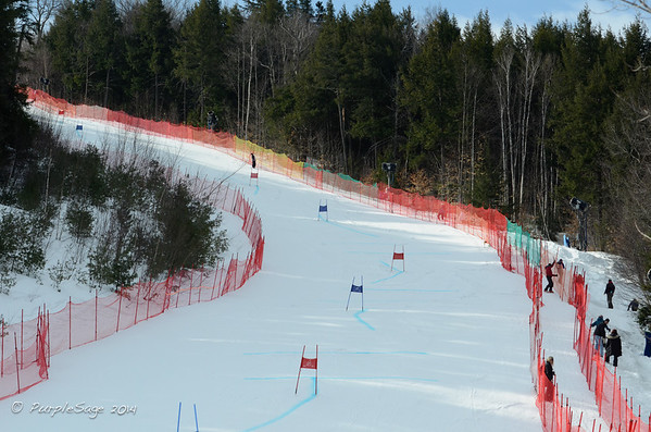 Eastern High School Championships GS