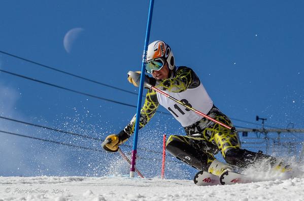SARA Slalom U16-U21 Champs Snowshoe Resort