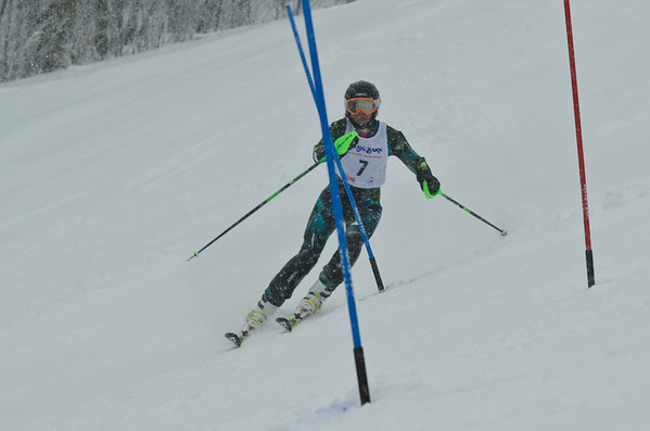2012 Timberline SL & GS Alpine Race