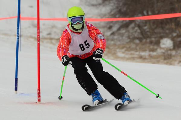Masters One Run Slalom