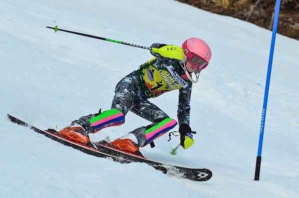 2012 SARA J4 J5 Girls Slalom Race