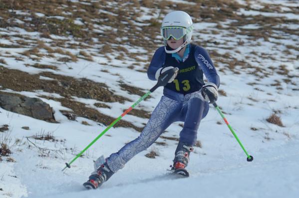 2012 Bryce SL J1-5 Alpine Race