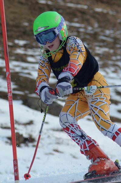 Bryce Mtn 2012 J1-J5 SL Race