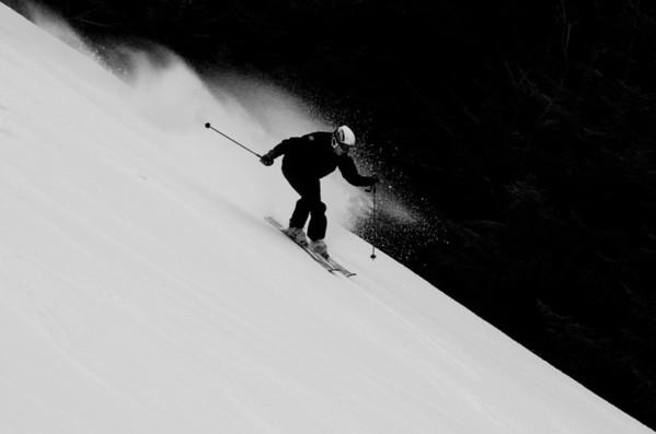 2012 Snowshoe SL J1-3 Ski Race