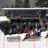 Ski Santa fe ski season has been extended through next weekend thanks to a fresh 22 inches of snow that fell Thursday and skiers took advantage of the conditions on Friday. Ticket prices will be sold at a reduced rate and the skiing is great. Clyde Mueller/The New Mexican