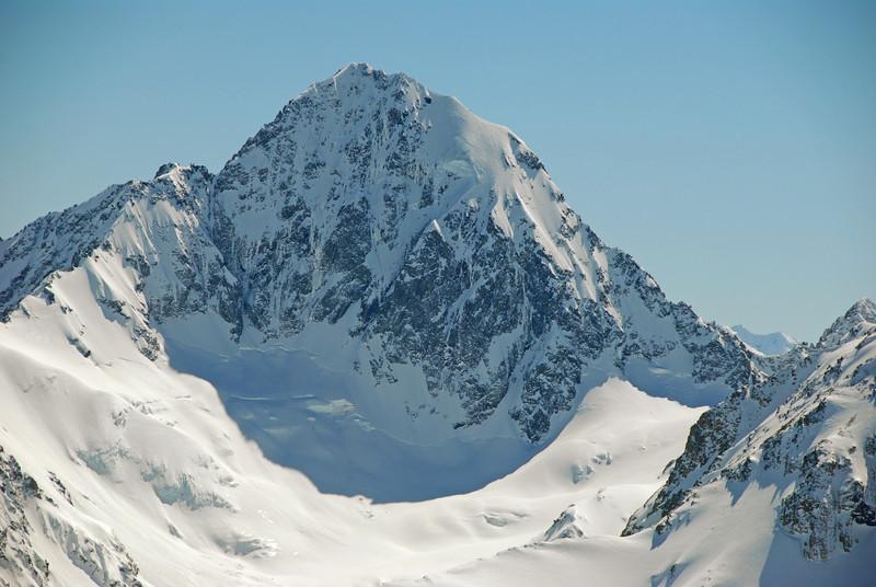 Mt D'Archiac from Mt Sibbald