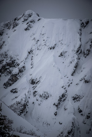 Steep Face