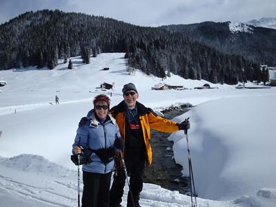 Budapest and Davos Ski Trip