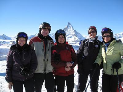 Zermatt Jan 28 - Feb 10, 2011