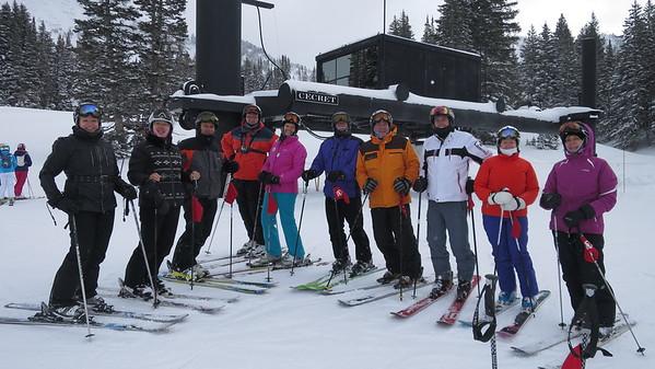 Ski Trips 2016