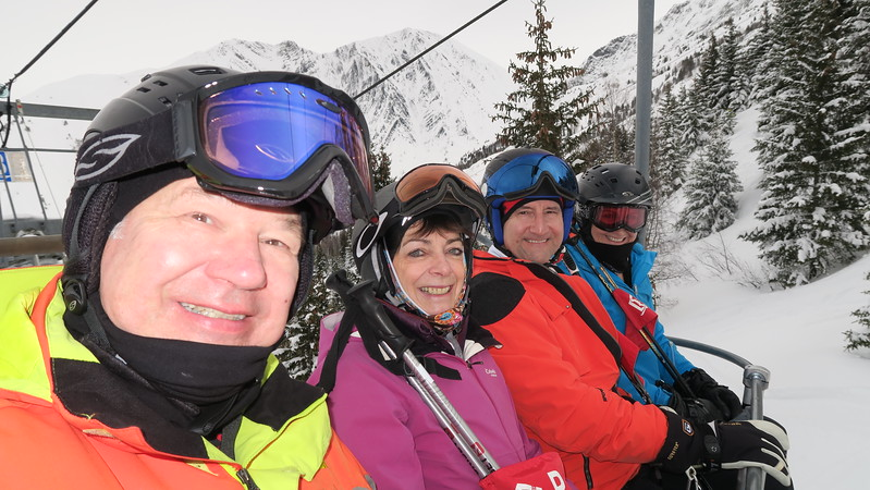 Dave, Pat, Rick & Julie