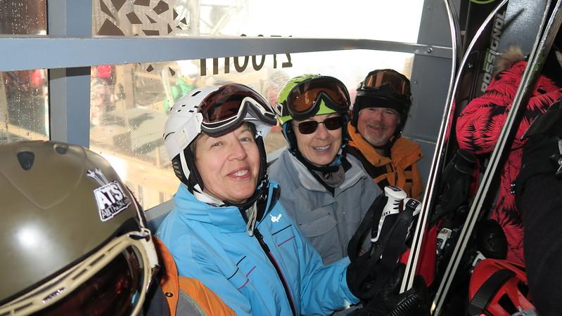 Christina, Karen & Steve