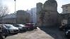 Arles city wall