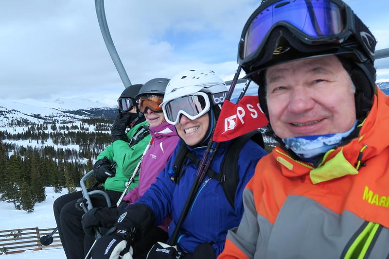 Roger, Pat, Joe & Dave