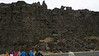 Wall of the North American Tectonic Plate