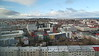Panoramic view from 16th floor of our hotel