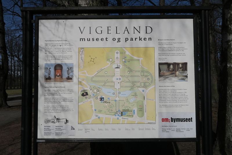 """Upon arriving in Oslo Friday morning, our guide walked us through the Vigeland Sculpture Park:  """"The unique sculpture park is Gustav Vigeland's lifework with more than 200 sculptures in bronze, granite and wrought iron."""""""