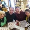 Maggie, Greg, Chris & Carrie