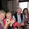 Sake Restaurant - Christina, Helen, Dave & Pat
