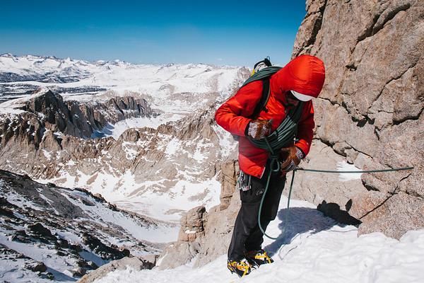 Sierra Winter Mountaineering