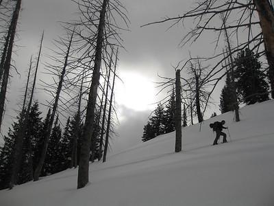 Sunset Peak_February 10 2010