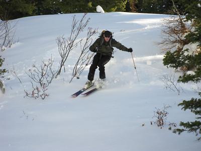 Freeman Peak_January 18 2009