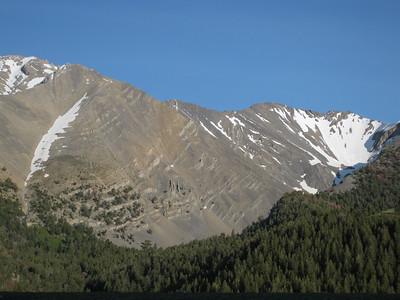 Leatherman Peak & Doublesprings_June 27-28 2009