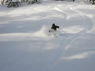 Pilot Peak_December 26, 2008