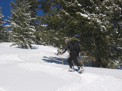 Pilot Peak_February 27 2009