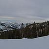The top of Thunderhead   Brighton Ski Resort  Utah   2016
