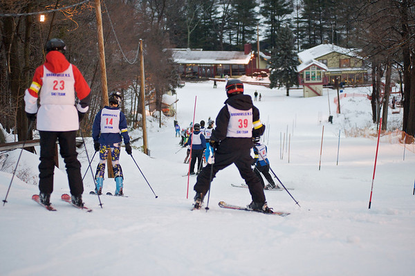 Bronxville Ski Team