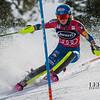 Mikaela Shiffrin 1st run
