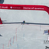 Mikaela Shiffrin 2nd run finish