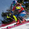 Mikaela Shiffrin 2nd run