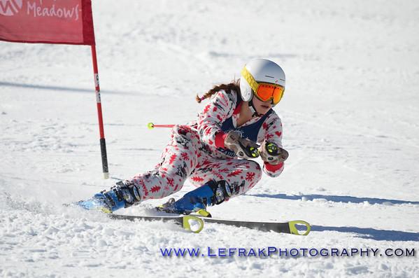 Tenaya Drillerq 379 North Tahoe - Women's 4th place (sporting fashionable footie pajamas)