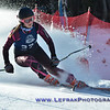1st run Girls GS<br /> Johanna Gur - North Tahoe