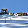 U.S. Alpine Championships at Squaw Valley 2013 Slalom forerunner - Nicholas England