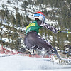 Alex Barounos - U.S. Alpine Championships at Squaw Valley 2013 Slalom