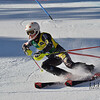 U.S. Alpine Championships at Squaw Valley 2013 Slalom forerunner - Kye Moffat