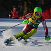 U.S. Alpine Championships at Squaw Valley 2013 Slalom forerunner - Jordan Fuller