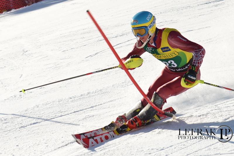 U.S. Alpine Championships at Squaw Valley 2013 Slalom - Taylor Shiffrin