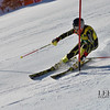 U.S. Alpine Championships at Squaw Valley 2013 Slalom forerunner - Nicholas England