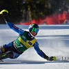 Seppi Stiegler   U.S. Alpine Championships at Squaw Valley Slalom