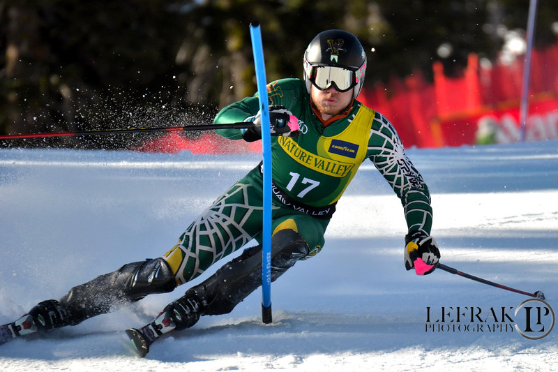 Sean Higgins   U.S. Alpine Championships at Squaw Valley Slalom