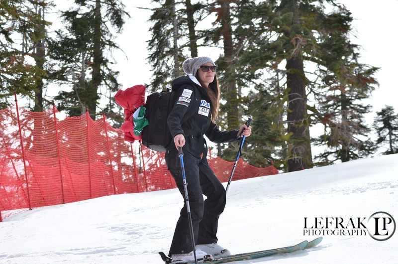 Sarah Brunson    2014 U.S. Alpine Championships at Squaw Valley - U.S. Ski Team Photographer